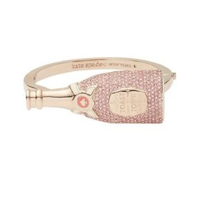 Kate Spade  Gold Make Magic Champagne Bangle